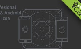 iOS and Android App Icon Design