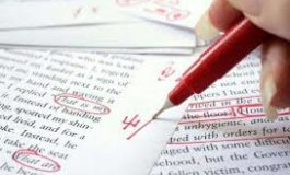Professional Proofreading Services - English