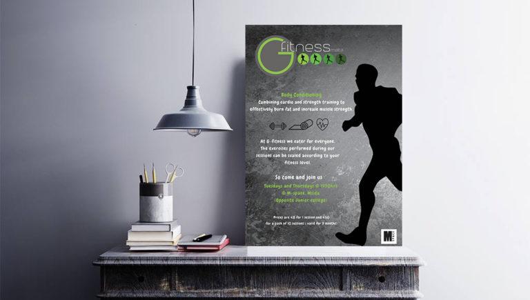 Poster And Flyer Design Online Freelance Service