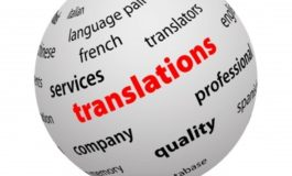 English to French to English or Arabic to English or French Translator