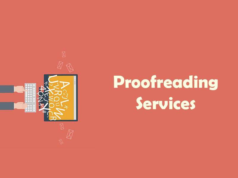Proofreading services online spanish